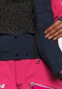 State of Elevenate - WOMENS BREVENT JACKET - Chaqueta de esquí - pink - 6
