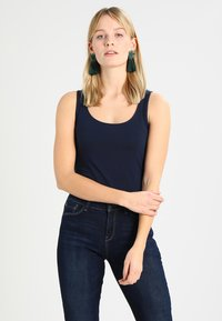 Esprit - Top - navy - 0