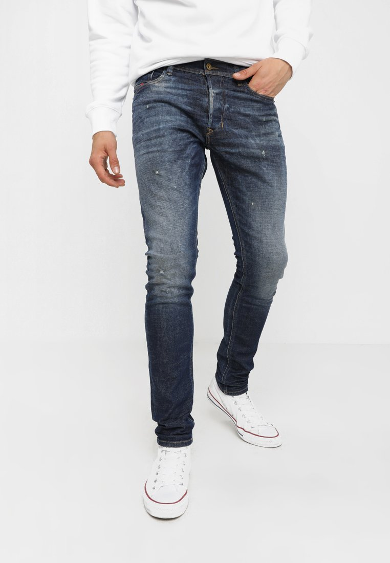 Diesel - TEPPHAR - Jeans slim fit - 087at