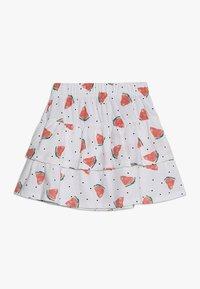 Name it - NKFVIGGA SKIRT 2 PACK - A-line skirt - bright white - 1