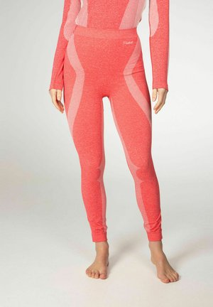 THERMO - Legging - fluor pink