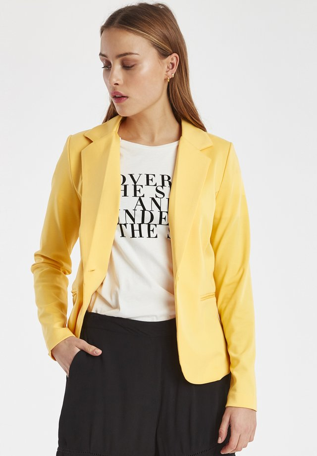 KATE - Blazer - buff yellow