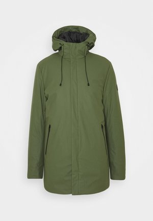 THOMAS RAINCOAT - Waterproof jacket - cypress