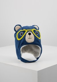 Benetton - HAT BEAR - Čepice - blue - 0