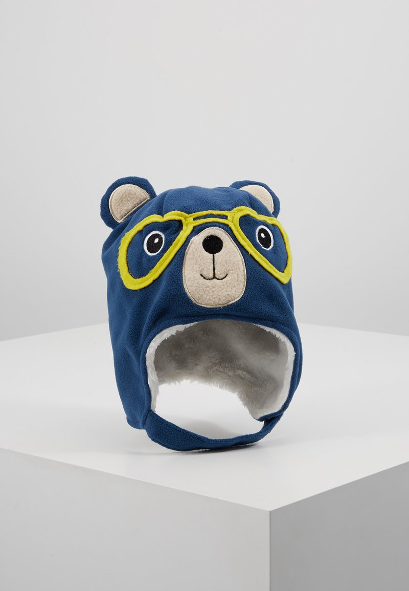 Benetton - HAT BEAR - Čepice - blue