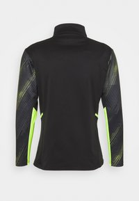Puma - INDIVIDUALCUP  - T-shirt sportiva - puma black/yellow alert - 1