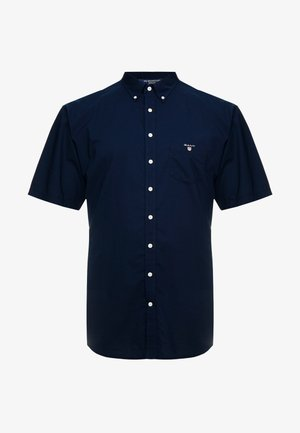 PLUS THE BROADCLOTH - Shirt - marine