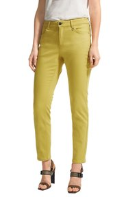 comma - Slim fit jeans - green - 0