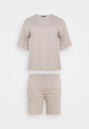 SET - Basic T-shirt - grey