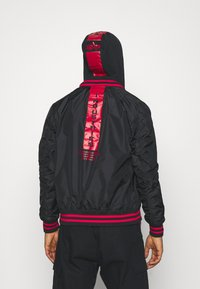 Alpha Industries - HOOD DEFENSE - Summer jacket - black - 2