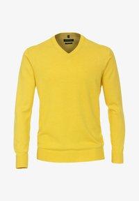 Casamoda - Jumper - yellow - 0