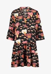 Betty Barclay - Day dress - black/rosé - 5