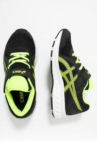 ASICS - JOLT 2 - Zapatillas de running neutras - black/safety yellow - 1
