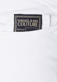 Versace Jeans Couture - Jeans Skinny Fit - optical white - 7