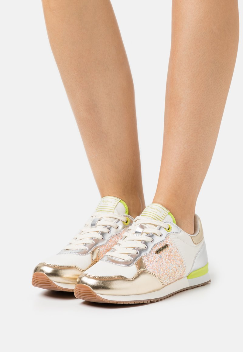 Pepe Jeans - ARCHIE CUTE - Trainers - factory white