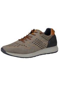 Sansibar Shoes - SANSIBAR SHOES SNEAKER - Sneakersy niskie - mittelgrau 32 - 2