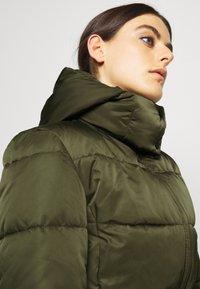 HUGO - FLEURIS - Winter coat - khaki - 4
