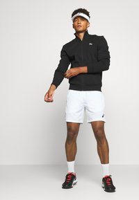 Lacoste Sport - CLASSIC JACKET - Zip-up hoodie - black - 1
