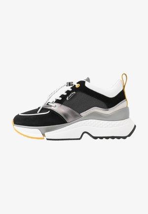 AVENTUR ASTRAL MIX - Trainers - dark grey/yellow