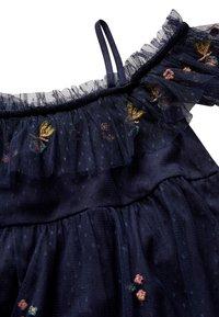 Next - OFF SHOULDER - Day dress - blue - 2