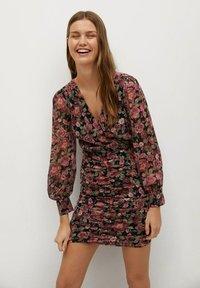 Mango - ALEXA - Shift dress - rosa - 0