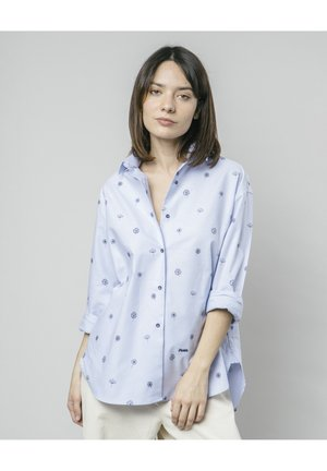 DANDELION  - Button-down blouse - blue