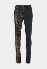 Diesel - D-AMNY-Y-SP2 - Slim fit jeans - rust - 0