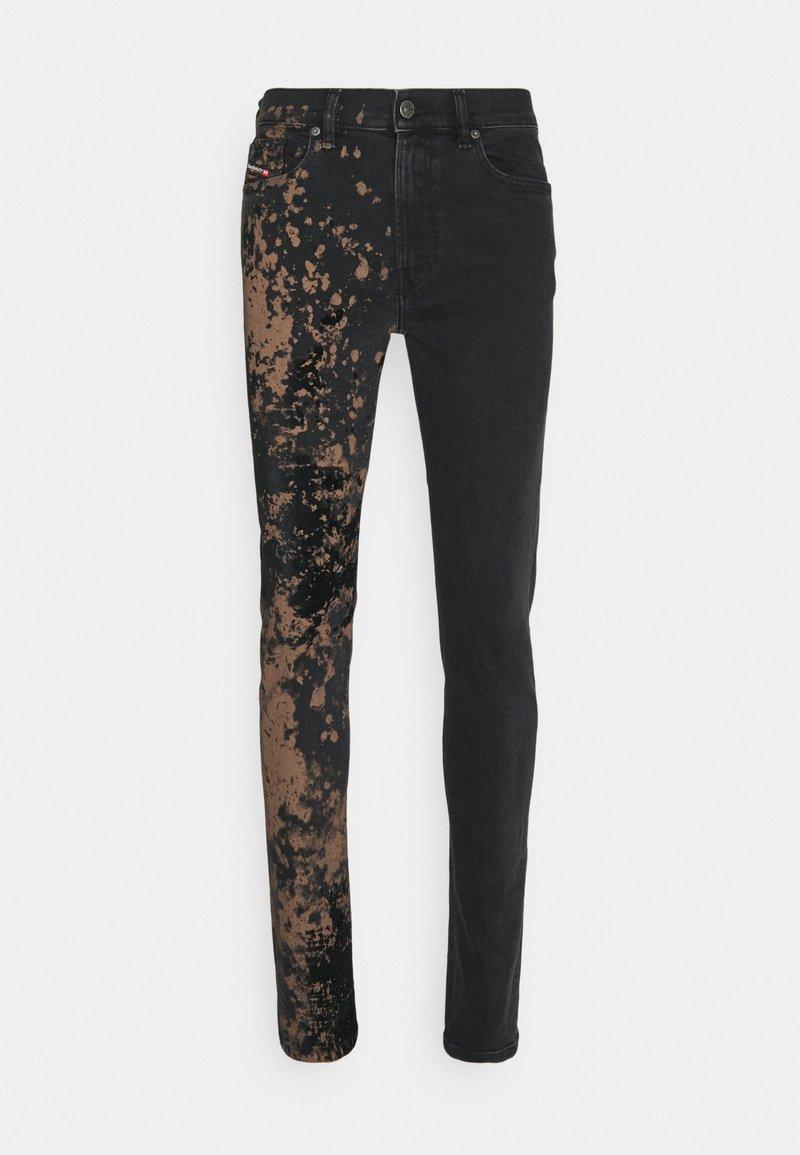 Diesel - D-AMNY-Y-SP2 - Slim fit jeans - rust