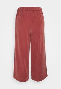 ONLY - ONLCARISA MAGO LIFE CULOTTE PANT  - Trousers - apple butter - 8