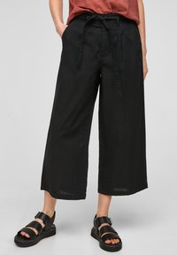 Q/S designed by - Trousers - black - 5