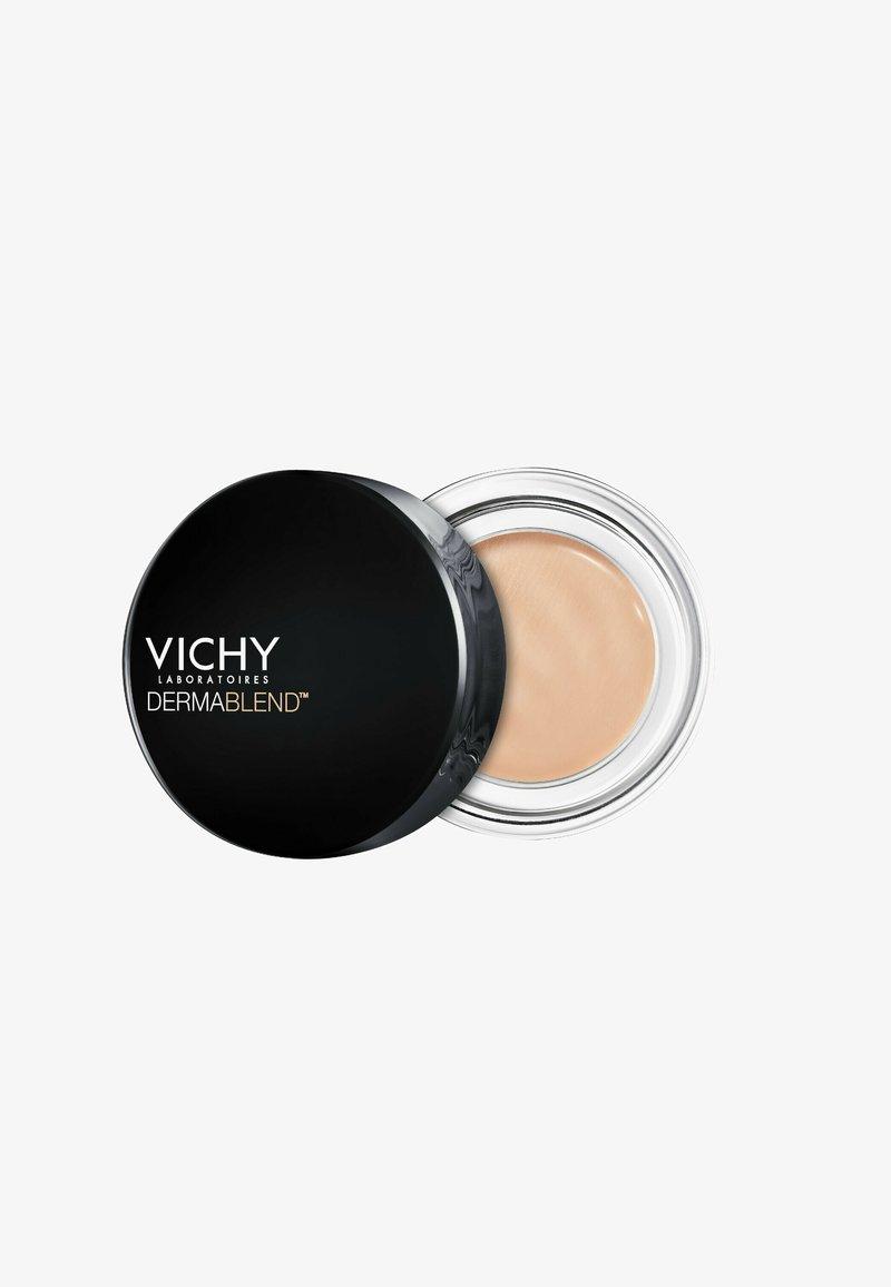VICHY - VICHY OTHER MAKEUP VICHY DERMABLEND KORREKTURFARBE APRICOT 4,5 G - Powder - apricot