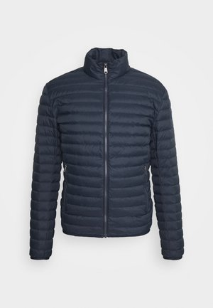 MENS JACKETS - Chaqueta de plumas - dark blue