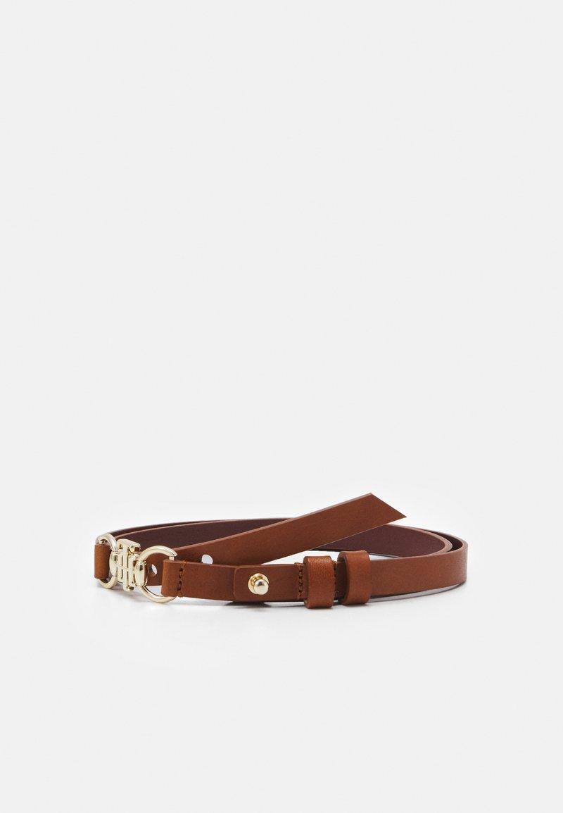 Tommy Hilfiger - CLUB WAIST  - Waist belt - brown