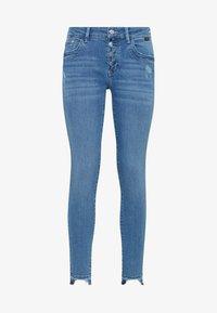 Mavi - ADRIANA - Jeans Skinny Fit - blue - 6