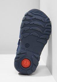 Elefanten - AMELIA - Sandals - dunkelblau - 5