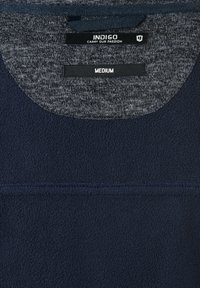 INDICODE JEANS - Zip-up hoodie - dark blue - 4
