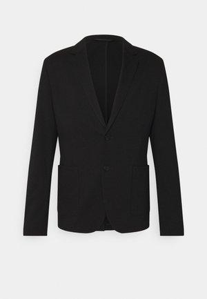 AGALTUS - Blazer jacket - black