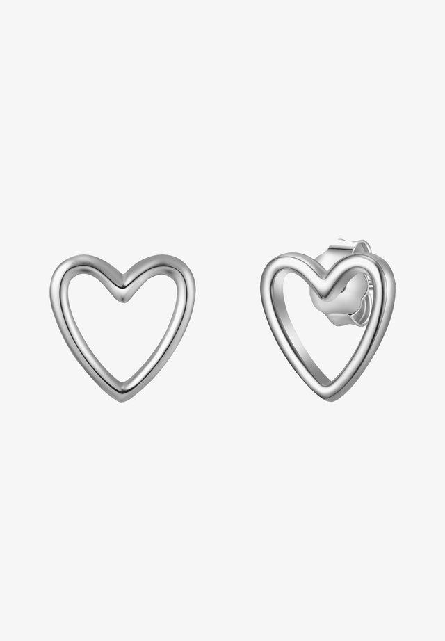 GLOSSY SYMBOLS CLASSICS - Earrings - silber