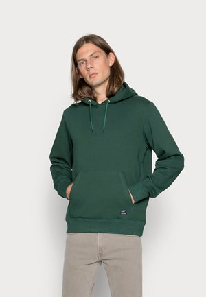 DERBY HOODED - Sweater - green