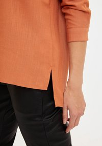 DeFacto - Button-down blouse - orange - 4