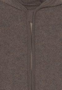Huttelihut - JACKIE JACKET UNISEX - Fleece jacket - marmo brown - 2