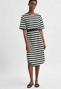 Selected Femme - SLFIVY  - Day dress - black - 1