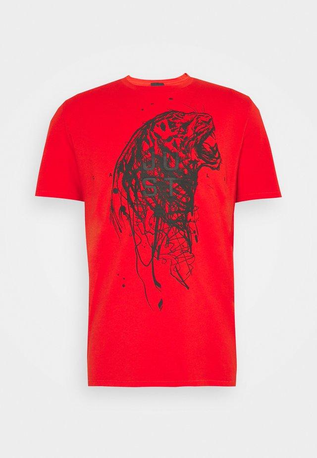 T-Shirt print - oxy fire