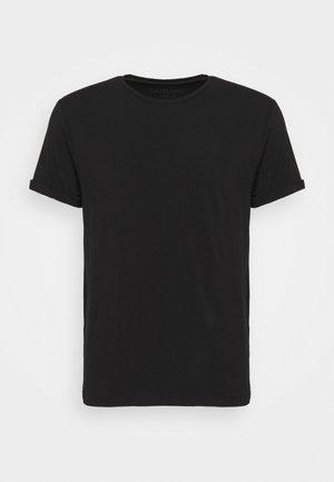MEN - Camiseta básica - black