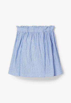 Spódnica trapezowa - dutch blue