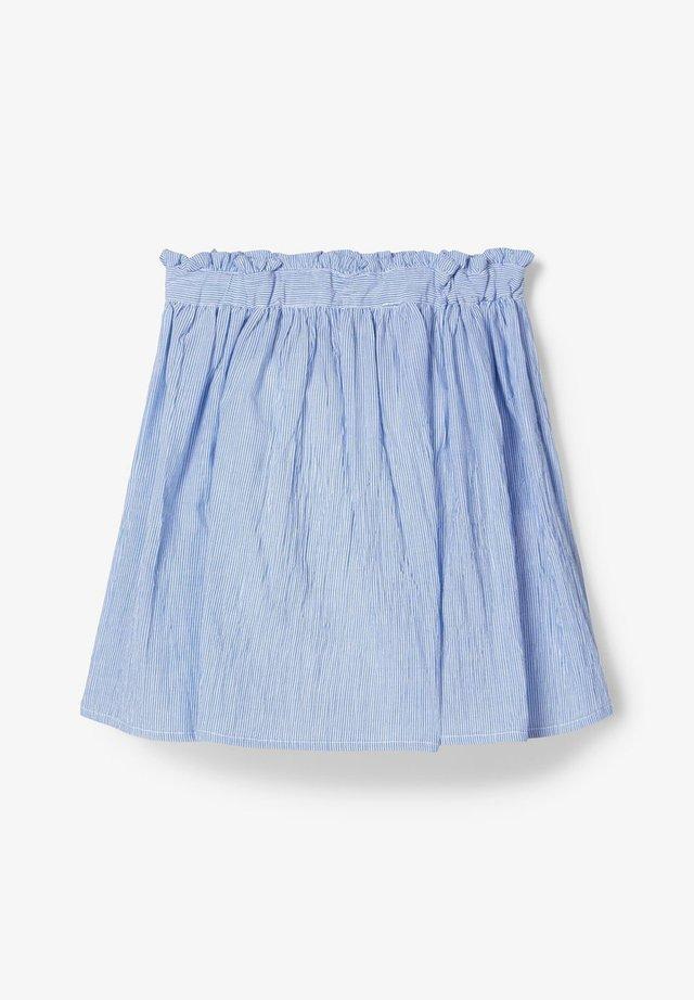 A-linjainen hame - dutch blue