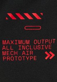Nike Sportswear - TEE AIR - Long sleeved top - black - 2