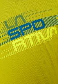 La Sportiva - STRIPE EVO - Print T-shirt - kiwi - 2
