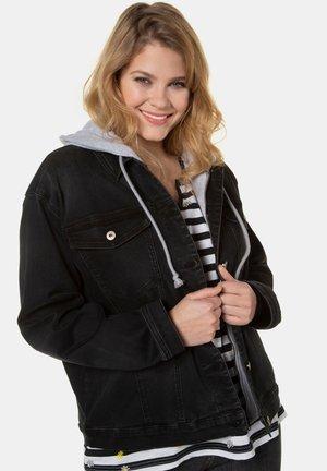Denim jacket - noir