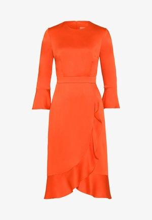 VOLANCE DRESS - Sukienka letnia - grenadine